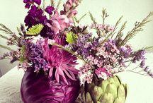 Flores Rústicas