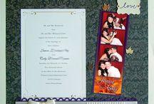 Wedding Scrapbook / by Emily Gonsalves (Sauer)