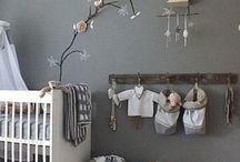 Ideeën babykamer