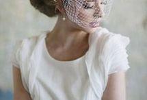 Wedding headpiece!