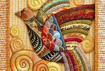 Русское лоскутное шитьё