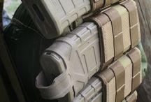 Tactical gear / by Robert Savant