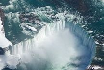 Waterfalls Bucket List