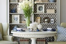 My Own Little Corner: Breakfast Room/Kitchen / by Anne Albritton