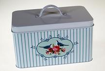 Latas-tin box-dåser