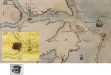 Historic Maps in the News / Maps from interesting articles.