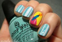 Nails! / by Kaitlyn Stradtmann