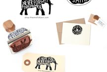 Logo Inspiration / by Andrea Pannell