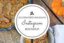 Gluten Free Holidays / Don't miss any of your comfort foods with these great resources.