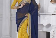 Bahu Bali sari /  Georgette,Lower Fabrics:Jacquard ,Blouse Fabric :Raw Silk