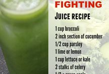 Cancer fighting juice recepies