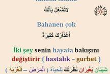 Language - Arabic Phrases