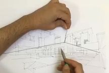 3 d Zeichnungen