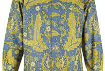 Natural Dye - Hand Drawn Batik - Batik Tulis Pewarna Alam