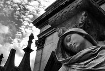 graveyard art Verano Cemetery etc / mainly about the Verano Monumental Cemetery in Rome