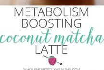 metabolism boosting latte