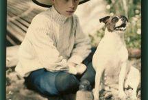 Old photography - Children / by Jelena Rizvanovic