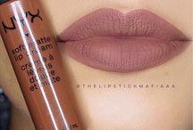 Lipsticks - Matte