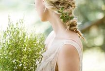 Bridal Hair Inspiration / Hair inspiration for brides to be