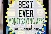 Money saving / Tips and apps for Canadians