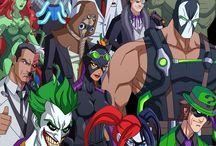 Batman's enemies