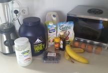 Fuel / Travel fuel!  Cooking and eating while abroad.