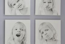 Imagina cuadros personalizados / Deja volar tu imaginación y crea cuadros personalizados con tus fotografías. En Imaginashop los imprimimos con el material y tamaño que desees.