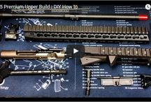 The AR15 Upper Receiver / The AR15 Upper Receiver Place is a resource by firearm enthusiast Sam Hayden and is for anyone looking to purchase or modify their existing Armalite AR-15 upper section for their rifle.
