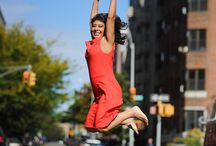 """""""What Makes You Jump For Joy?"""" / America is supposed to be a land of unlimited opportunity, but not everyone is so fortunate. Yet for most of us there exists the possibility of daily joy. In that spirit, I've begun to ask people on the street one simple question:  """"What makes you jump for joy?"""""""