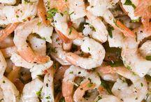Food: Seafood / by Jessica Brooks-Forgan