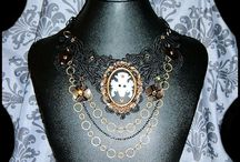 recycled jewelry ideas / by stacey laraine