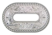 Cinch Plates for Horse Tack