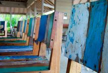 Caribbean Inspired / by Bridget Alzheimer