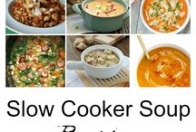 Recipes - Soup / by Maureen Sklaroff @ Blue Bells and Cockle Shells
