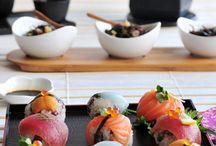 FOOD ORIENTAL - お弁当 / by regina parussolo