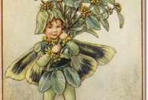 Cicely Mary Barker (illustrations)