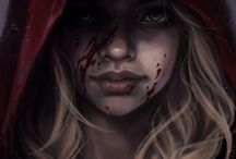Manon Blackbeak / My favorite kind of witch.