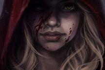 Manon Blackbeak / My favorite kind of witch.