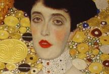 Adele Bloch-Bauer. Klimt