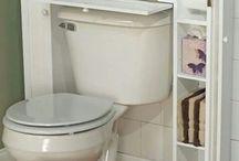 Ideas muebles para baño