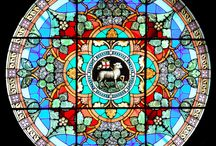 Stained Glass Windows / by Jean Carnaggio