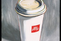 illy-Strations / Discover new art and artists we love through inspiring illustrations surrounding illy coffee.