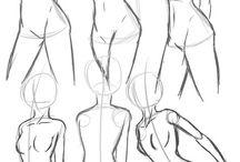 Anatomy anime