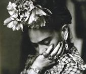 Frida. / by Alexandra Duncan