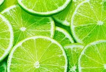 Color: Shades of Lime / by Karen Lawrence