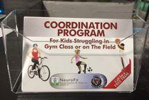 Coordination Program for Kids ages 6-14