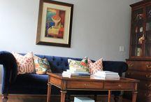 Living room ideas / by Sally Keiser