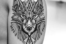 Tattouage Lou