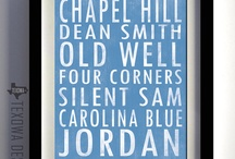 Go Heels! / by Jennifer Michaelis