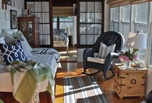 Screened Porch / by Sheila Bonner